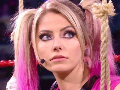 Alexa Bliss explains her actions from Wrestlemania 37