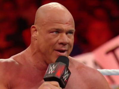Update on Kurt Angle possibly having a future with WWE or AEW