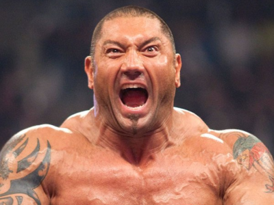"""Batista says that he was """"broke"""" before he got Guardians of the Galaxy role"""