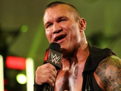 Video: Randy Orton? More like Randy SAVAGE