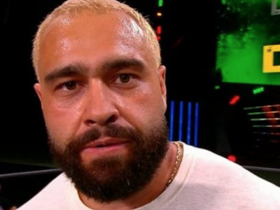 Miro comments on being in attendance at WWE Wrestlemania 37