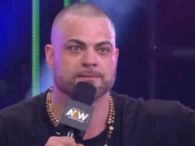 Eddie Kingston opens up about mental health struggles