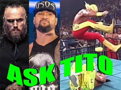 ASK TITO:  Malakai Black in AEW, Jimmy Uso, WWE Caring about Cruiserweights in NXT, NWO 25 Years Later, and More