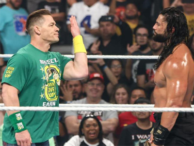 MR. TITO:  WWE is Blessed to Have John Cena Back and Challenging Roman Reigns