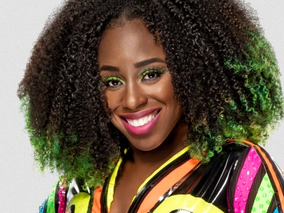 Naomi makes her return to the WWE Smackdown brand