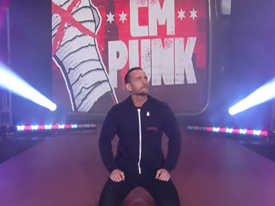 MR. TITO:  Thank God CM Punk has Returned to Pro Wrestling and Joined All Elite Wrestling (AEW)