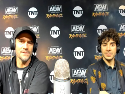 MR. TITO:  The WWE vs. AEW War is Official Over Thanks to Tony Khan's Ego Choking It Away