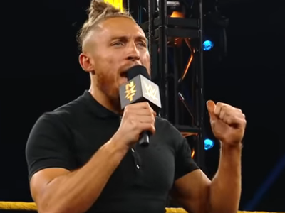 Update on Pete Dunne's future in the wrestling business