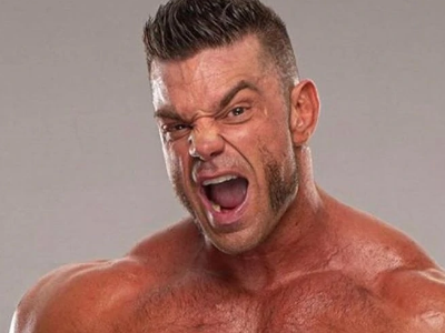 AEW star Brian Cage's wife says he is currently being misused