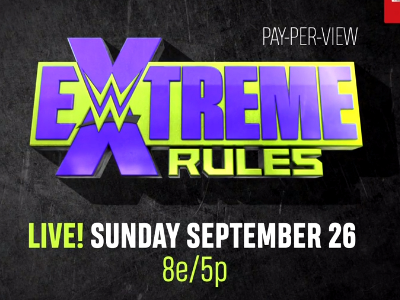 Update regarding the card for WWE Extreme Rules 2021