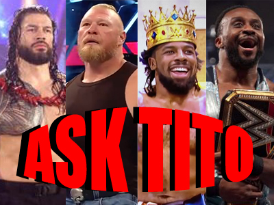 ASK TITO:  WWE Crown Jewel 2021, WWE Business with Saudi Arabia, AEW Dynamite Pre-Emptions, and More