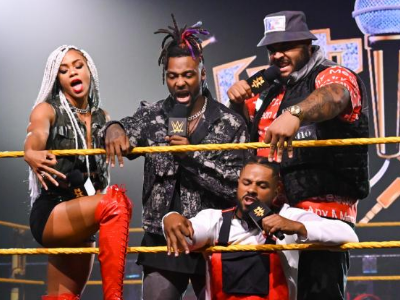 Top Dolla addresses The Young Bucks and how people in AEW reacted to his 'sneakers' tweet